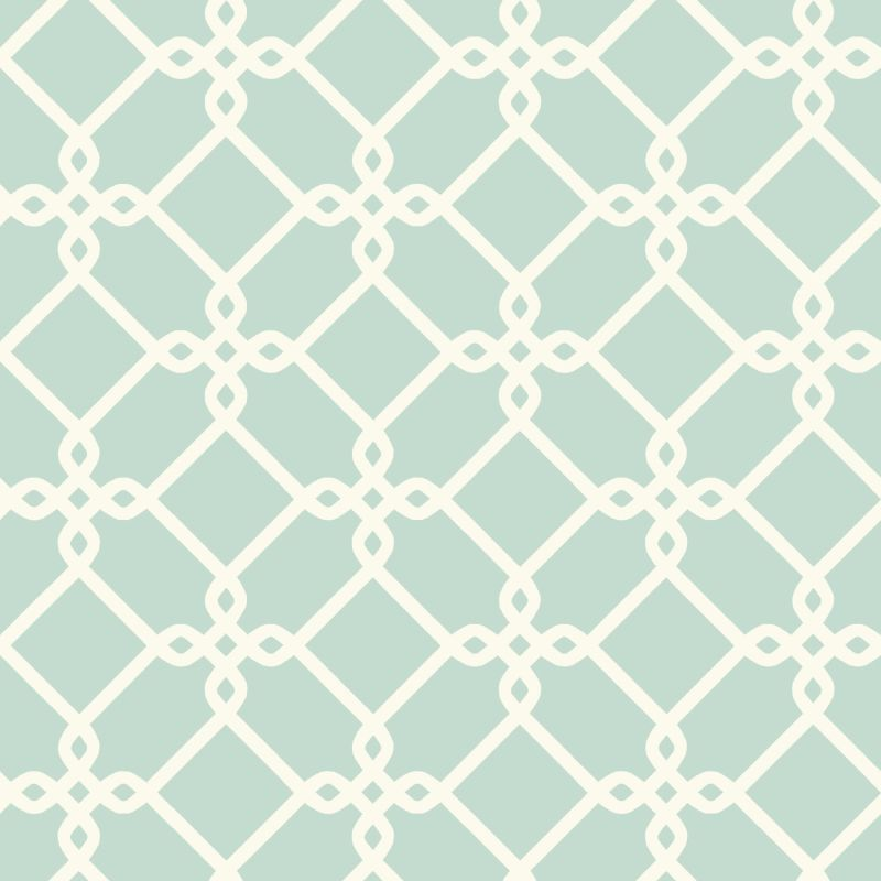 York Wallcoverings GE3625 Ashford Geometrics Threaded Links Wallpaper