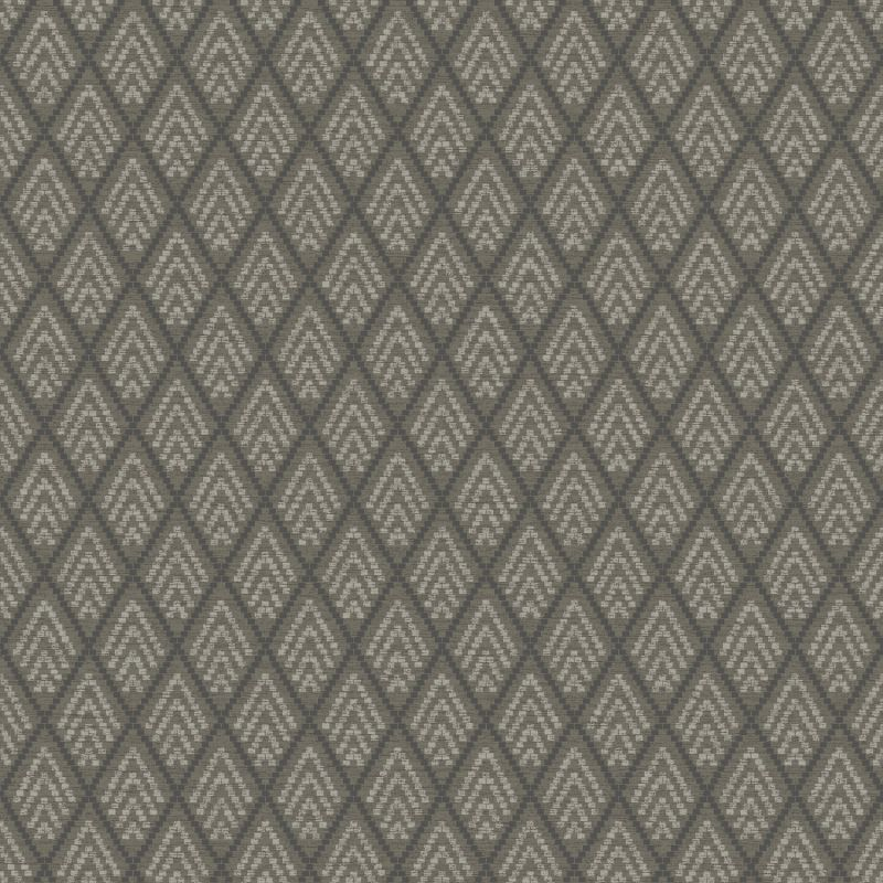 York Wallcoverings GE3697 Ashford Geometrics Chalet Wallpaper Dark