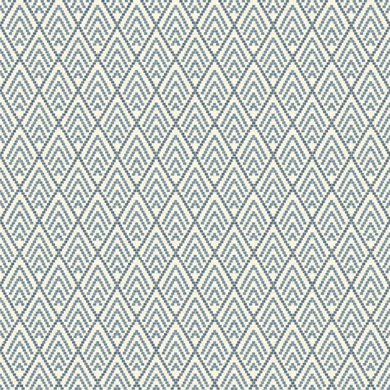 York Wallcoverings GE3698 Ashford Geometrics Chalet Wallpaper Medium