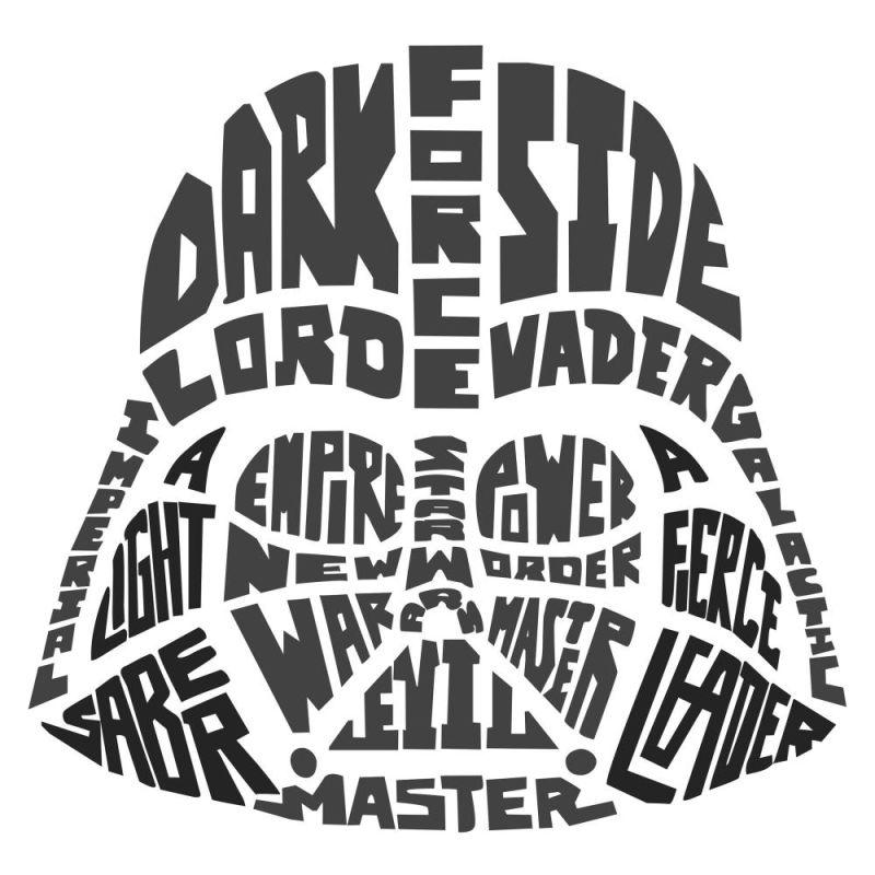 York Wallcoverings RMK2383GM Star Wars Typographic Darth Vadar Peel Sale $15.99 ITEM: bci2666728 ID#:RMK2383GM UPC: 34878787374 :