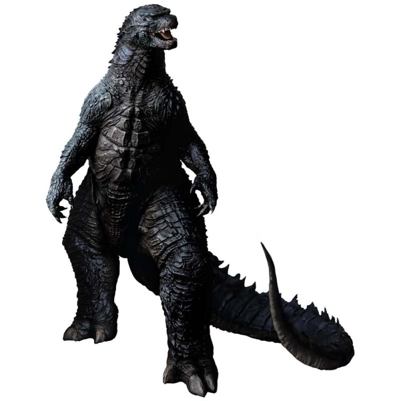 York Wallcoverings RMK2638GM Godzilla Peel and Stick Giant Wall Decals