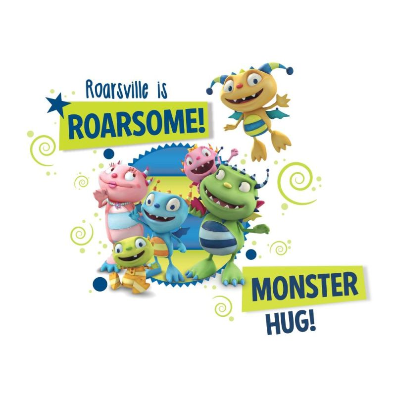 York Wallcoverings RMK2677GM Henry Hugglemonster Family Wall Graphix Sale $17.99 ITEM: bci2666616 ID#:RMK2677GM UPC: 34878506234 :