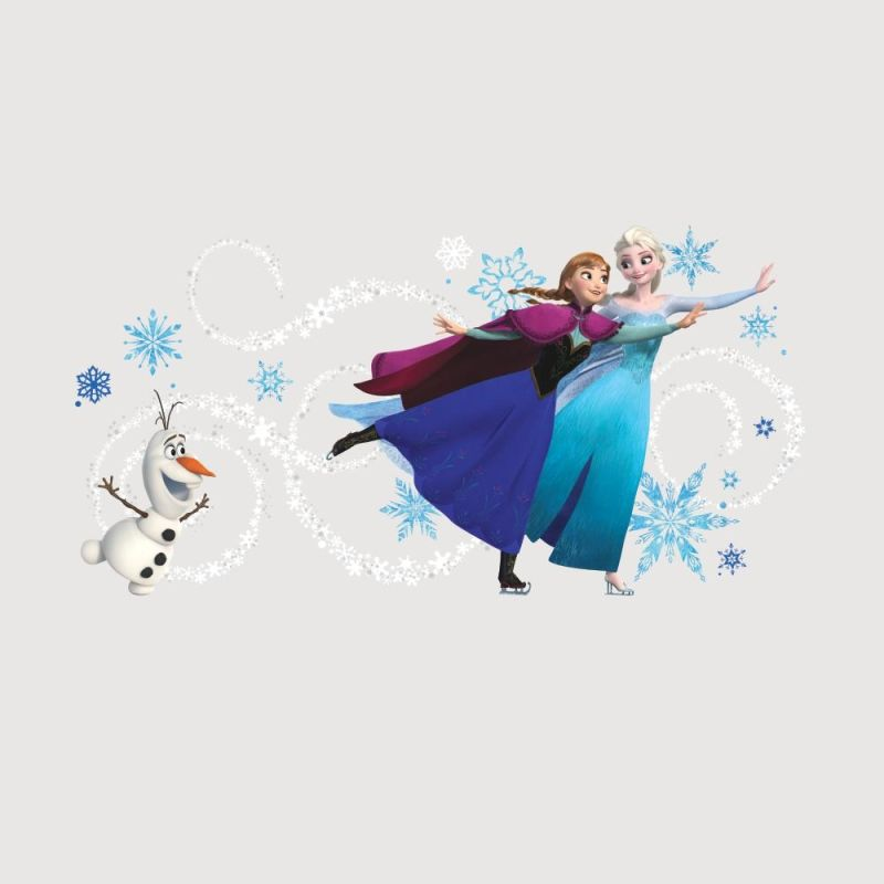 York Wallcoverings RMK2738GM Frozen Custom Headboard Featuring Elsa Sale $22.99 ITEM: bci2666591 ID#:RMK2738GM UPC: 34878330297 :