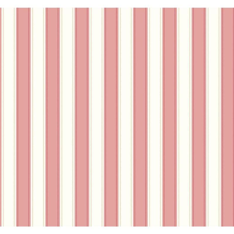 York Wallcoverings SA9157 Ashford Stripes Silk Stripe Wallpaper Pink
