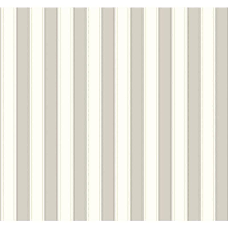 York Wallcoverings SA9160 Ashford Stripes Silk Stripe Wallpaper Black