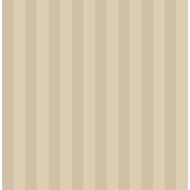 York Wallcoverings SA9170 Ashford Stripes Stripe Wallpaper Brown Home