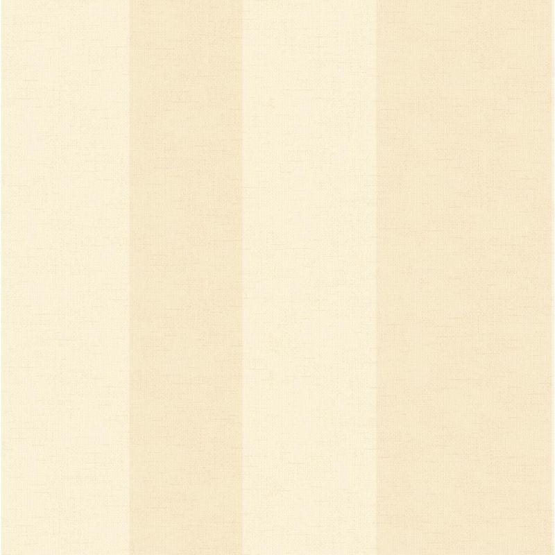 York Wallcoverings SA9189 Ashford Stripes Wide Stripe Wallpaper White