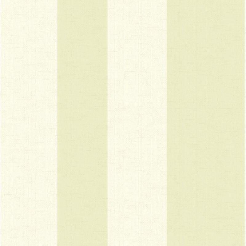 York Wallcoverings SA9193 Ashford Stripes Wide Stripe Wallpaper Green