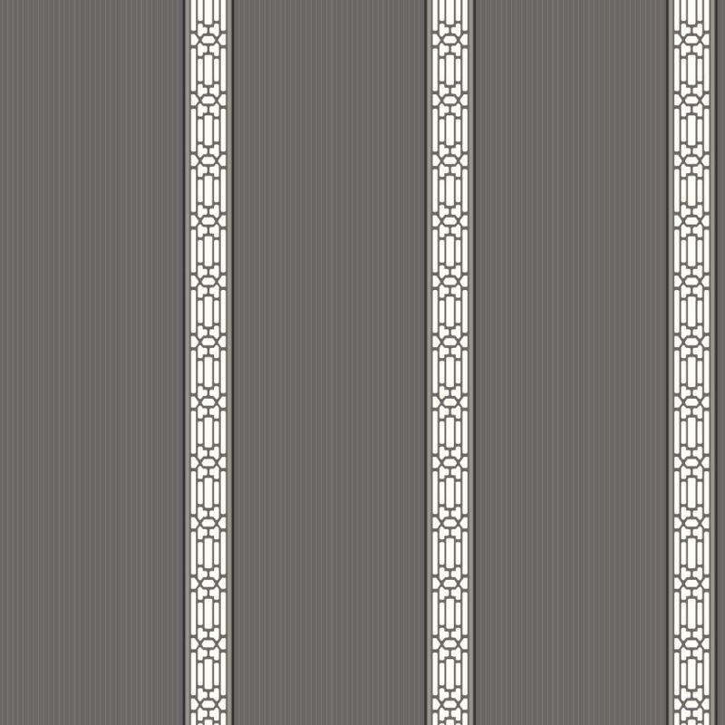 York Wallcoverings SA9209 Ashford Stripes Oriental Banding Stripe