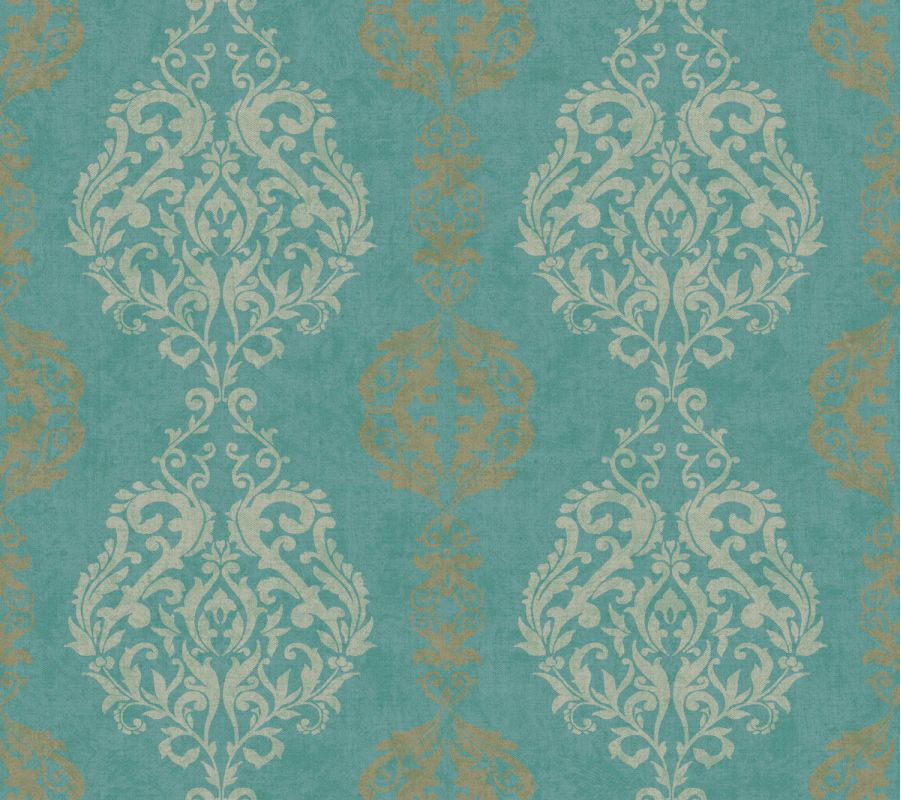 York Wallcoverings WB5432 Botanical Fantasy Damask Stripe Wallpaper Sale $149.97 ITEM: bci2658203 ID#:WB5432 UPC: 34878121093 :
