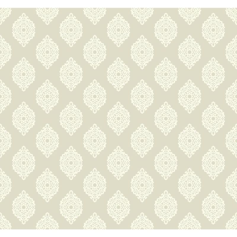 York Wallcoverings WP2477 Waverly Small Prints Garden Gate Wallpaper