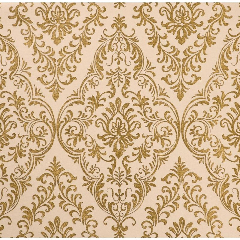York Wallcoverings Y6130402 Reflections Decorative Medallion Wallpaper