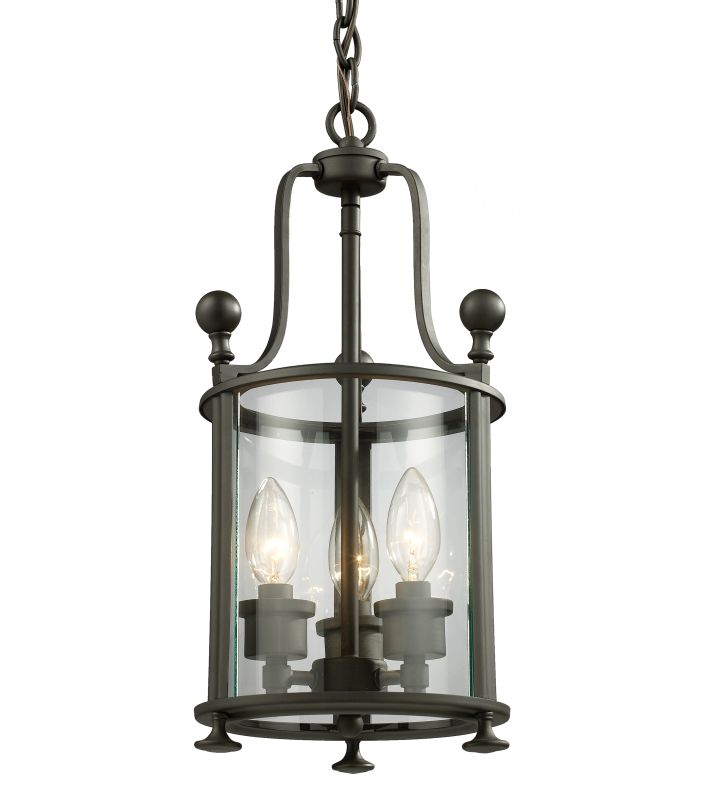 Z-Lite 135-3 Wyndham 3 Light Mini Pendant with Clear Shade Bronze Sale $462.00 ITEM: bci1825914 ID#:135-3 UPC: 685659003666 :