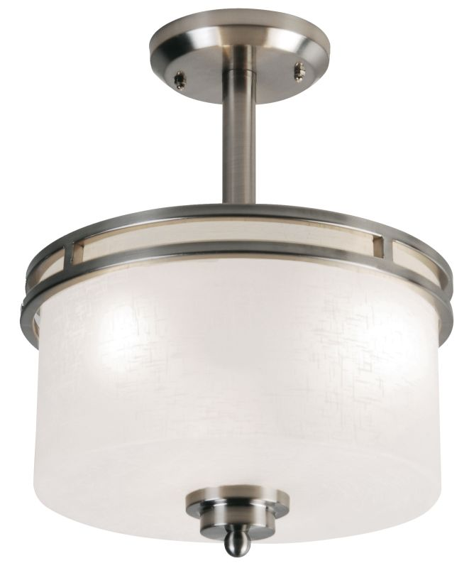 Z-Lite 152SF Cobalt 3 Light Semi-Flush Ceiling Fixture with White Sale $182.00 ITEM: bci1826095 ID#:152SF UPC: 685659005493 :