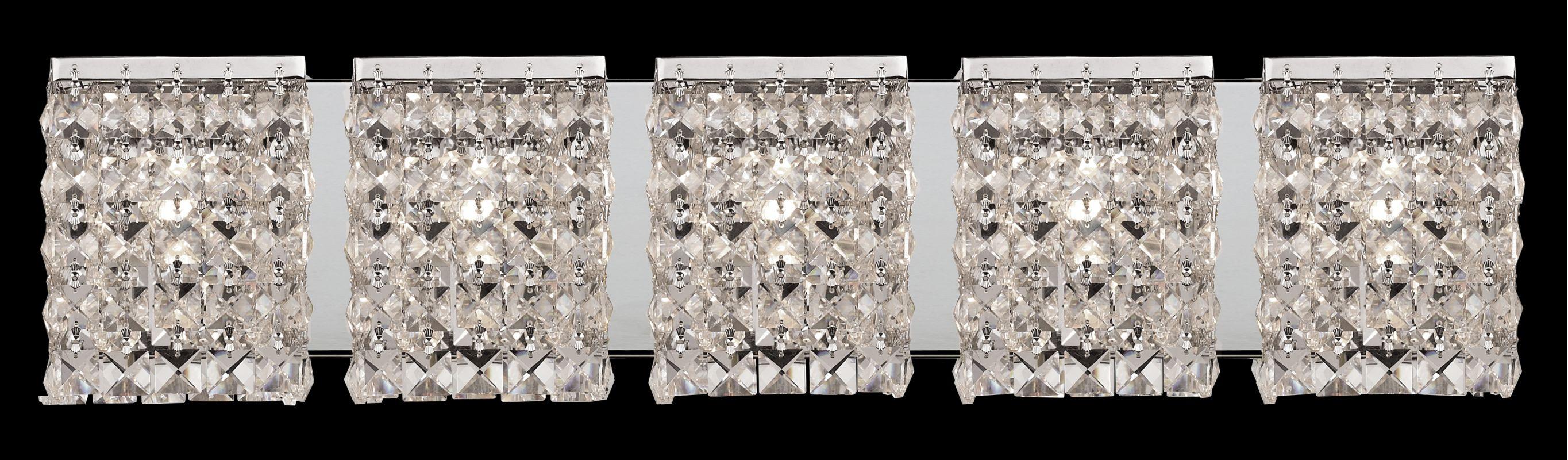 Z-Lite 184-5V Waltz 5 Light Bathroom Vanity Light with Crystal Shade Sale $664.00 ITEM: bci2219684 ID#:184-5V UPC: 685659023336 :