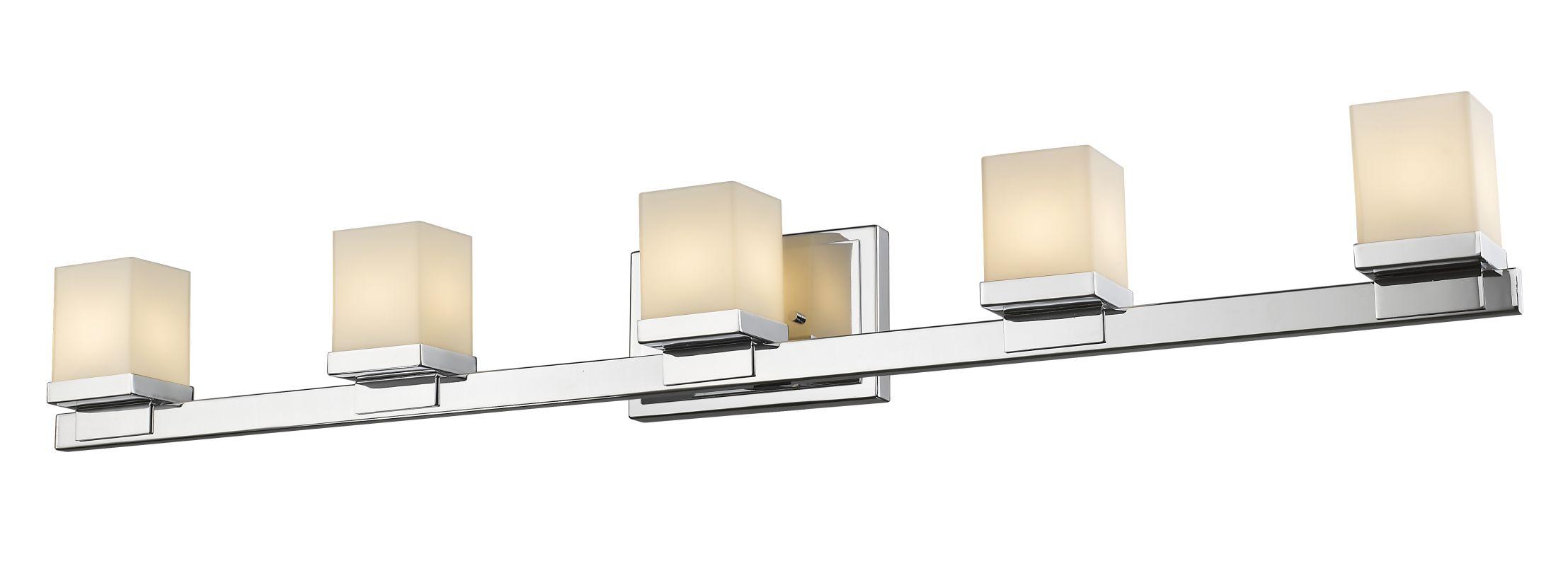 Z-Lite 1913-5V Cadiz 5 Light Bathroom Vanity Fixture Chrome Indoor Sale $378.00 ITEM: bci2613941 ID#:1913-5V-CH UPC: 685659039351 :