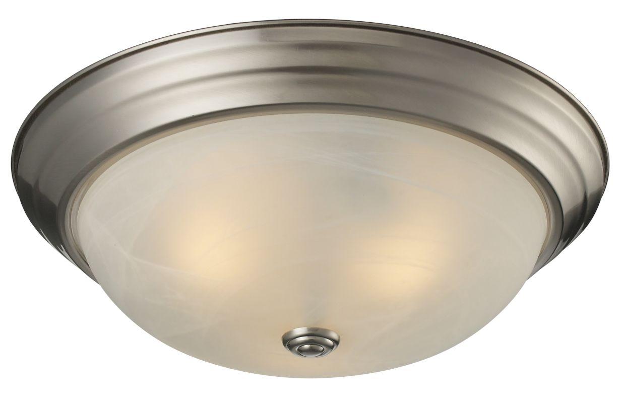 Z-Lite 2110F3 Athena 3 Light Flushmount Ceiling Fixture with White Sale $64.00 ITEM: bci2219624 ID#:2110F3 UPC: 685659020977 :