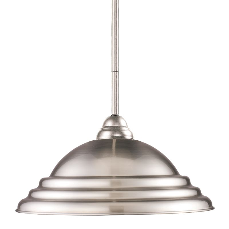 Z-Lite 2110MP-SBN Martini 1 Light Bowl Shaped Pendant with Stepped Sale $138.00 ITEM: bci2518853 ID#:2110MP-BN-SBN UPC: 685659027495 :