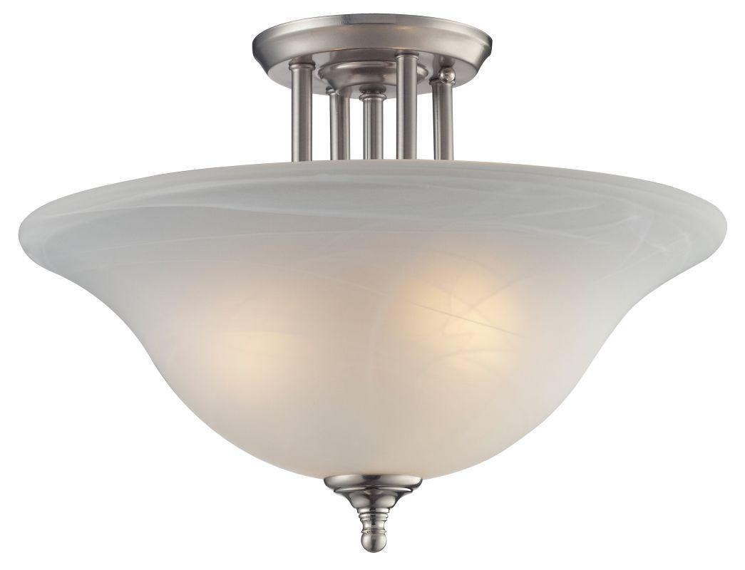 Z-Lite 2110SF Athena 3 Light Semi-Flush Ceiling Fixture with White Sale $118.00 ITEM: bci2219266 ID#:2110SF UPC: 685659020984 :