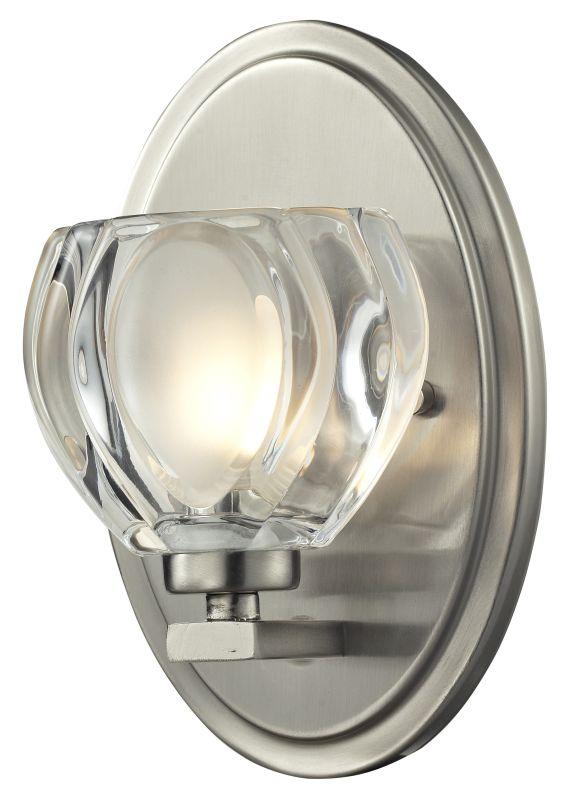 Z-Lite 3022-1V Hale 1 Light ADA Compliant Bathroom Sconce with Sand