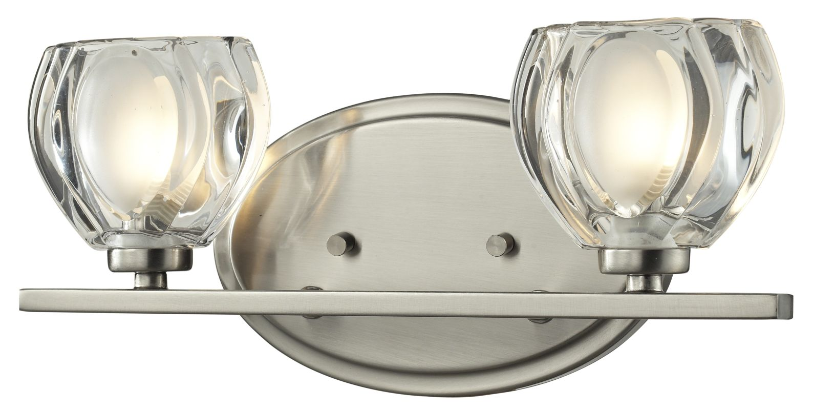 Z-Lite 3022-2V Hale 2 Light ADA Compliant Bathroom Vanity Light with