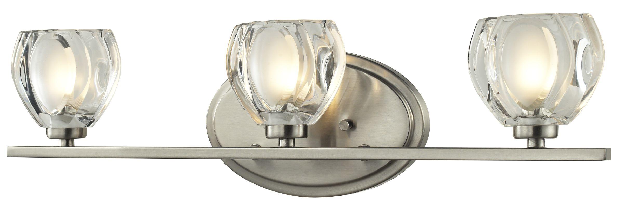 Z-Lite 3022-3V Hale 3 Light ADA Compliant Bathroom Vanity Light with