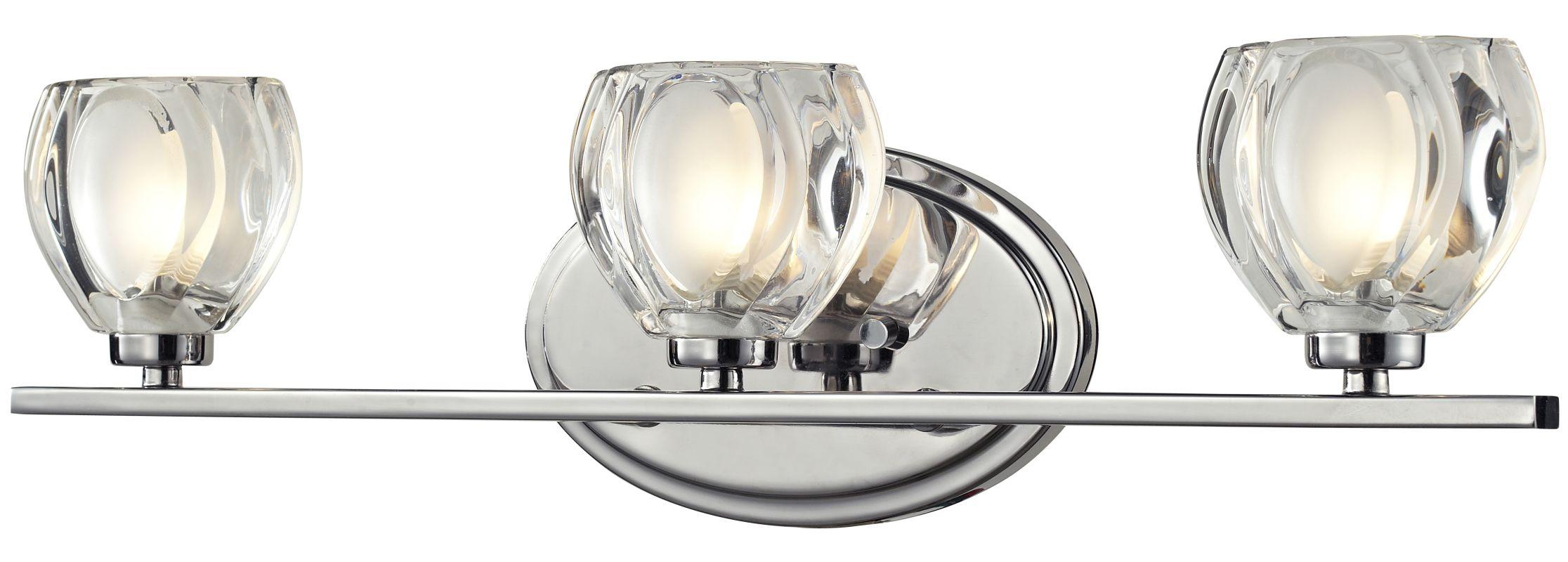 Z-Lite 3023-3V Hale 3 Light ADA Compliant Bathroom Vanity Light with