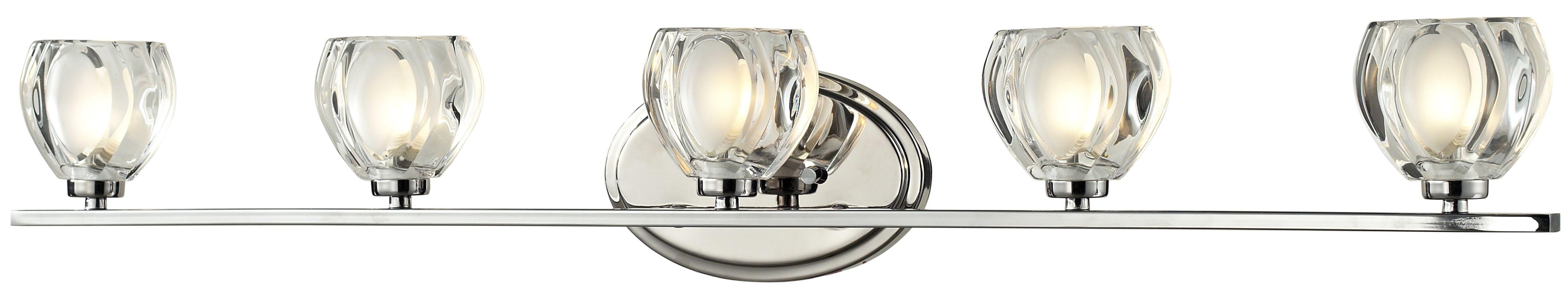 Z-Lite 3023-5V Hale 5 Light ADA Compliant Bathroom Vanity Light with Sale $386.00 ITEM: bci2373781 ID#:3023-5V UPC: 685659027891 :