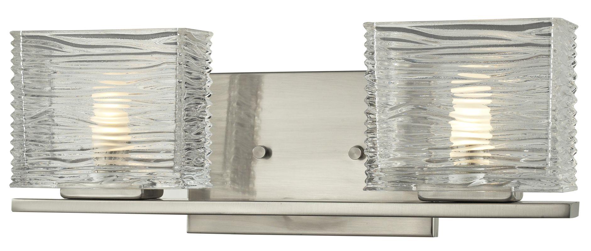 Z-Lite 3024-2V Jaol 2 Light ADA Compliant Bathroom Vanity Light with