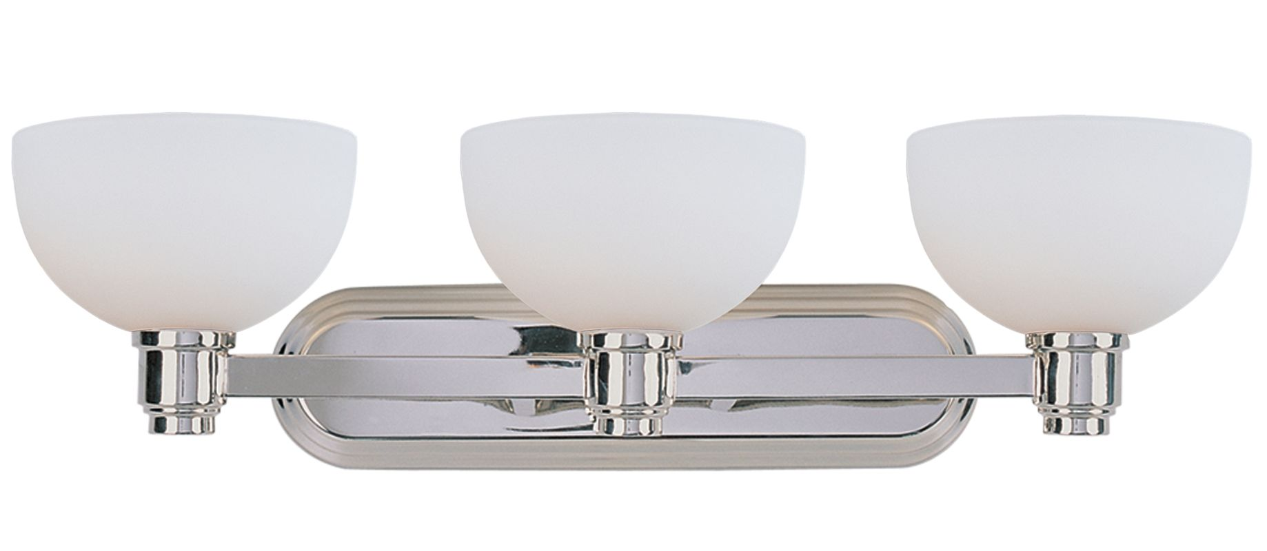 Z-Lite 314-3V Chelsey 3 Light Bathroom Vanity Light with White Swirl Sale $216.00 ITEM: bci1824892 ID#:314-3V-CH UPC: 685659008937 :