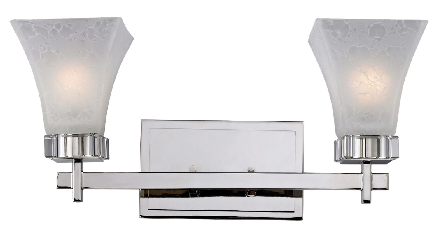 Z-Lite 319-2V Pershing 2 Light Bathroom Vanity Light with White Sale $139.00 ITEM: bci1958039 ID#:319-2V UPC: 685659017779 :