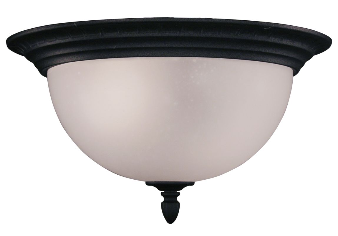 Z-Lite 510F 2 Light Outdoor Flushmount Ceiling Fixture with White Sale $140.00 ITEM: bci1825135 ID#:510F-BK UPC: 685659011517 :