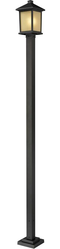 Z-Lite 537PHB-536P Holbrook 1 Light Outdoor Post Light with White Sale $776.00 ITEM: bci2519510 ID#:537PHB-536P-ORB UPC: 685659024203 :