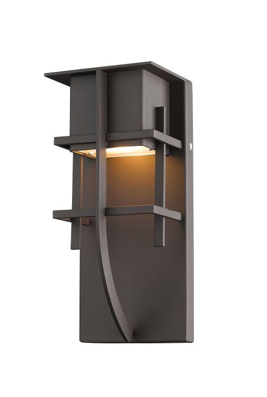 "Z-Lite 558S-LED Stillwater Single Light 5"" Wide 11 Watt LED ADA Sale $180.00 ITEM: bci2970358 ID#:558S-DBZ-LED UPC: 685659066203 :"