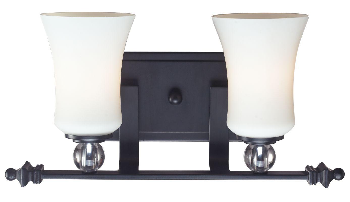Z-Lite 604-2V Harmony 2 Light Bathroom Vanity Light with White Glass Sale $198.00 ITEM: bci2251046 ID#:604-2V UPC: 685659018042 :