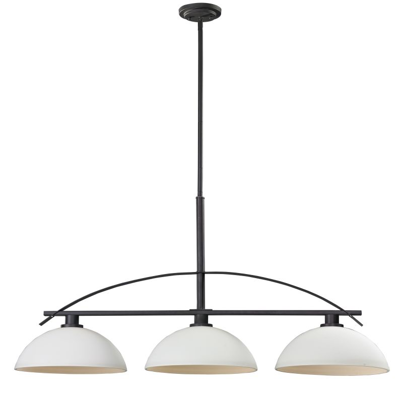 Z-Lite 606-3 Ellipse 3 Light Chandelier with Matte Opal Glass Shade Sale $452.00 ITEM: bci2251048 ID#:606-3 UPC: 685659018301 :