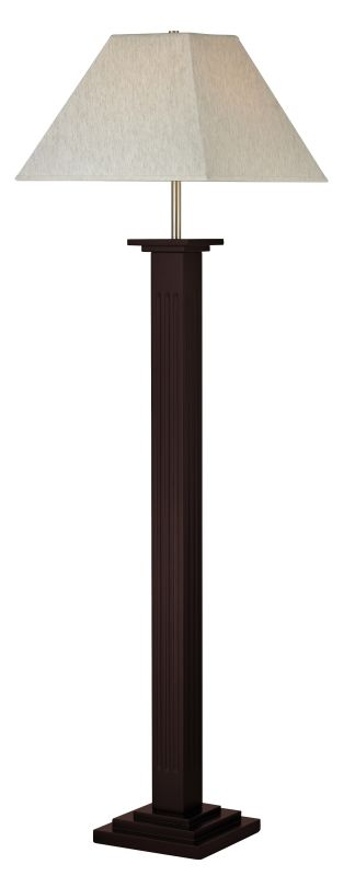 Z-Lite FL110 Portable 1 Light Floor Lamp Brown Lamps Floor Lamps Sale $432.00 ITEM: bci2607736 ID#:FL110 UPC: 685659038125 :