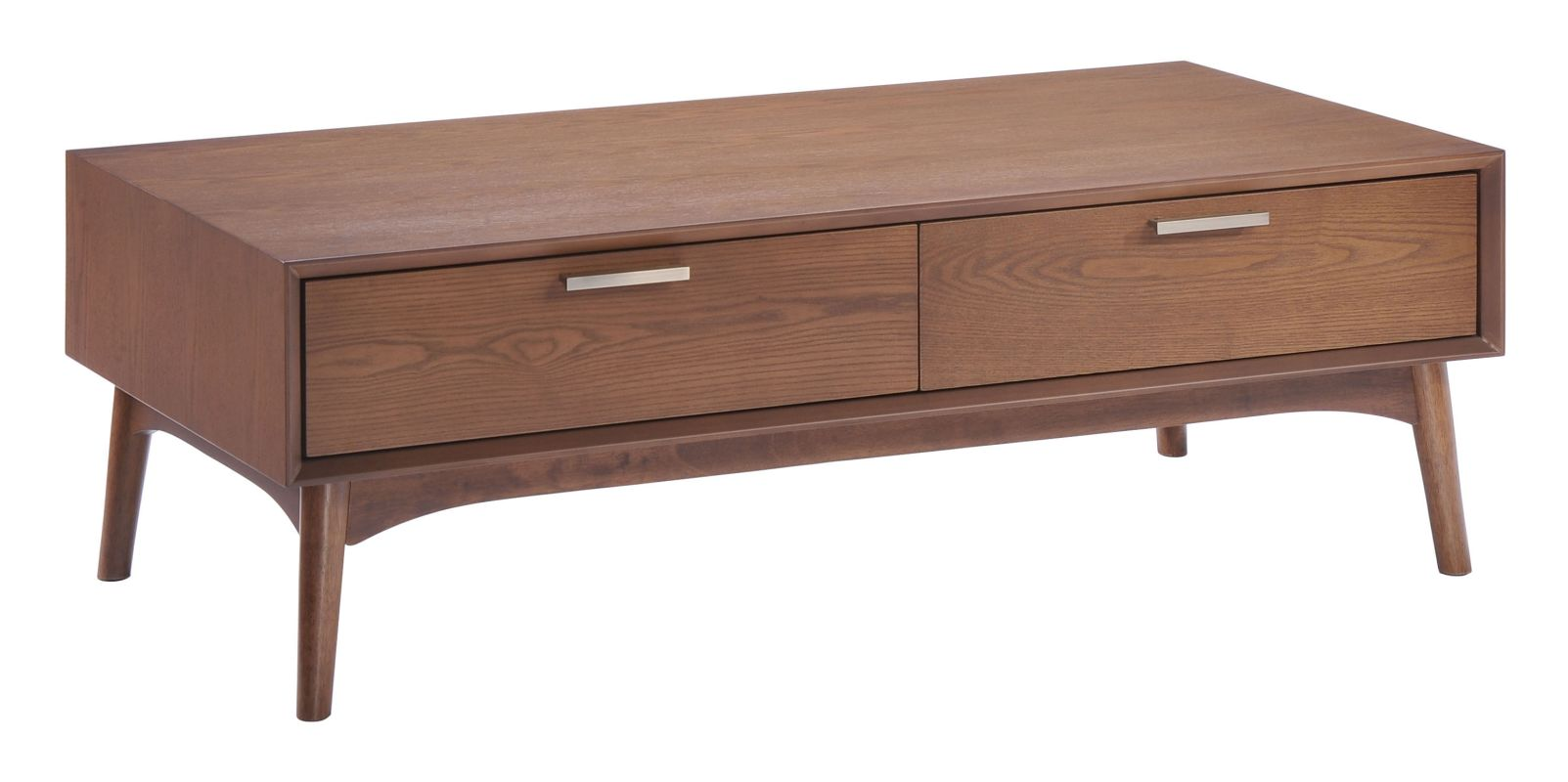Zuo Modern Design District Coffee Table Design District Rubberwood