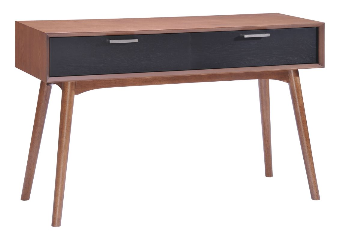 Zuo Modern Liberty City Console Table Liberty City Rubberwood Console