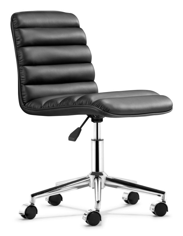Zuo Modern Admire Office Chair Admire Office Chair Black Furniture