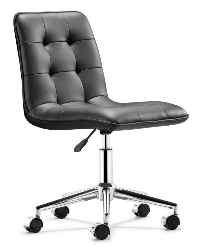 Zuo Modern Scout Office Chair Scout Office Chair Black Furniture