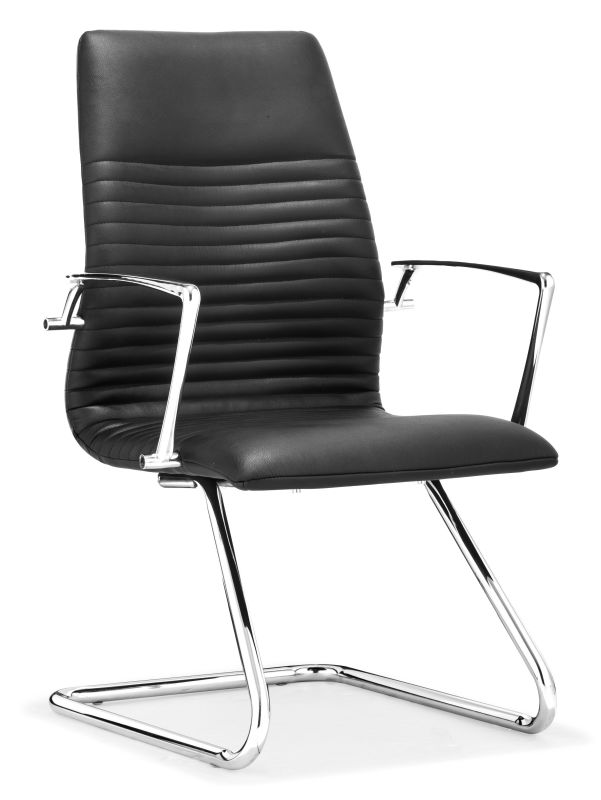 Zuo Modern Lion Conference Chair Lion Conference Chair Black Furniture