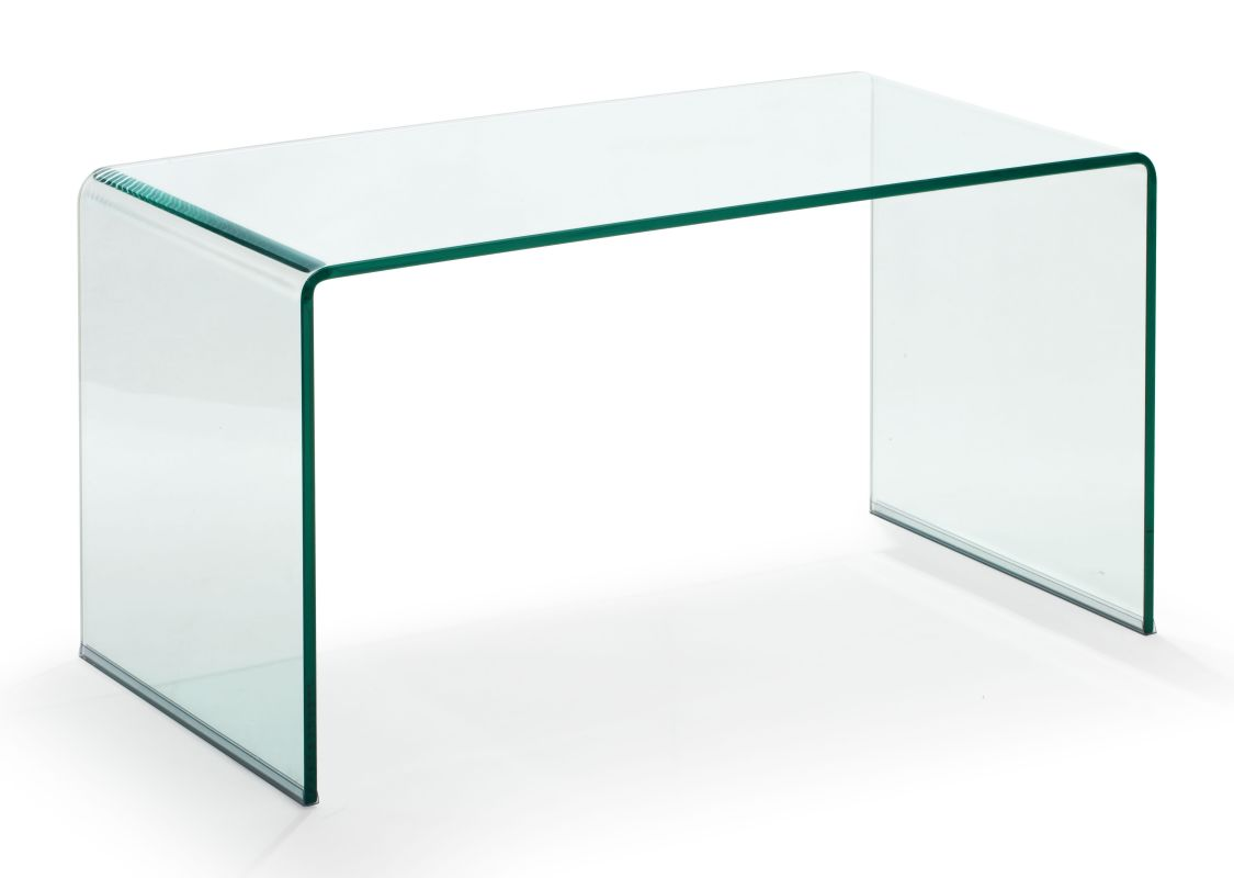 Zuo Modern Course Coffee Table Course Coffee Table Clear Furniture