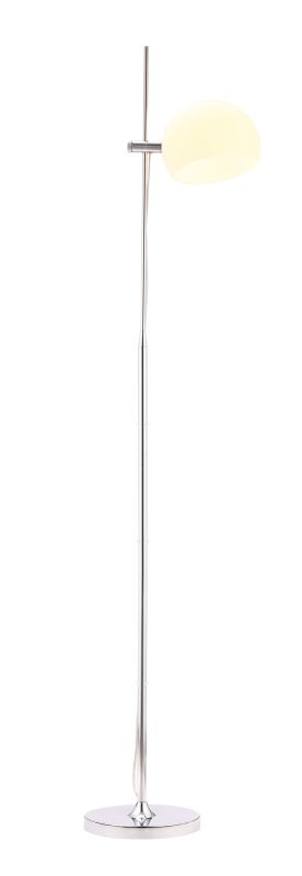 Zuo Modern Astro Floor Lamp Astro 1 Light Floor Lamp with Dome Shade