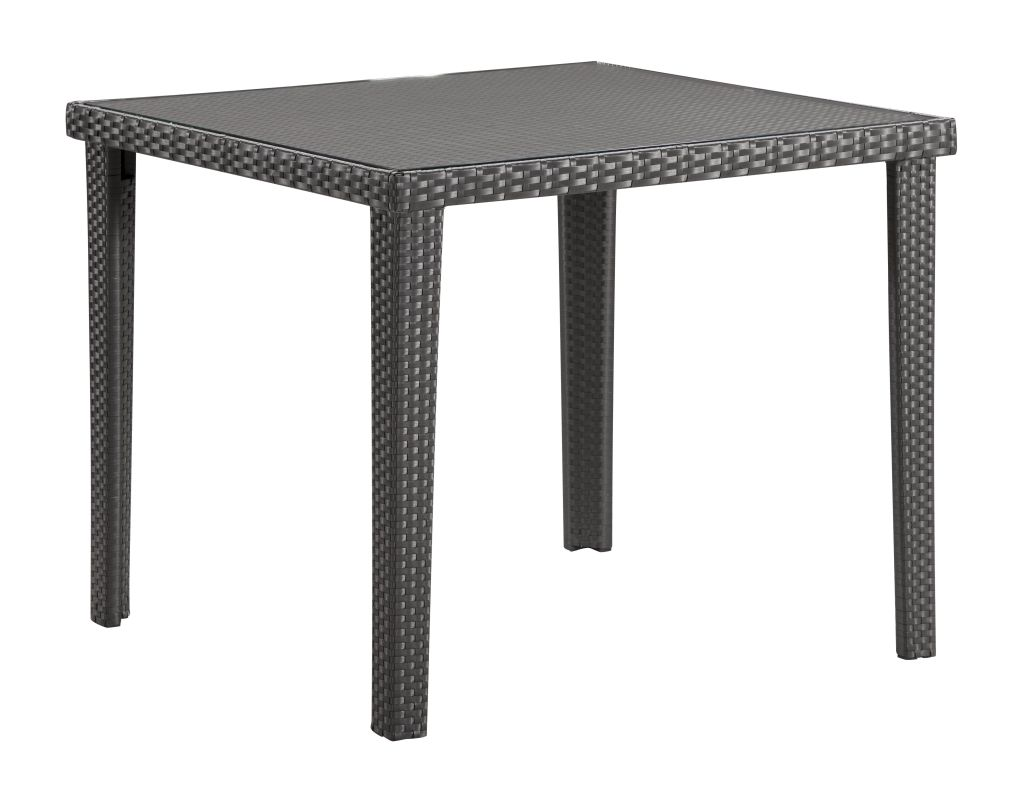Zuo Modern Cavendish Dining Square Table Cavendish Outdoor Dining