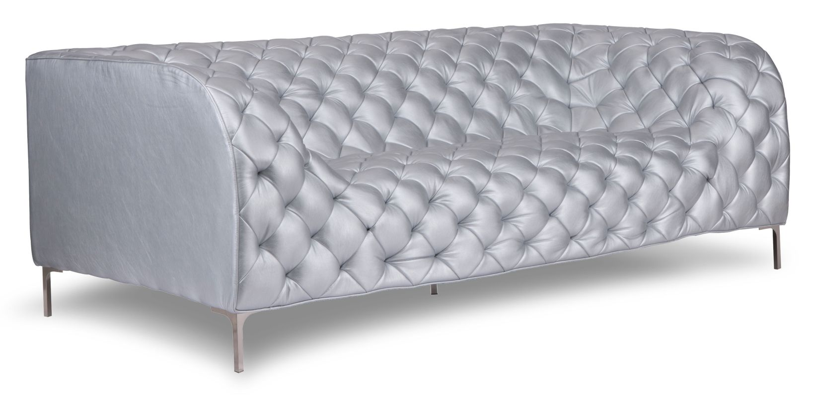 Zuo Modern Providence Sofa Providence Sofa Silver Furniture Sofas