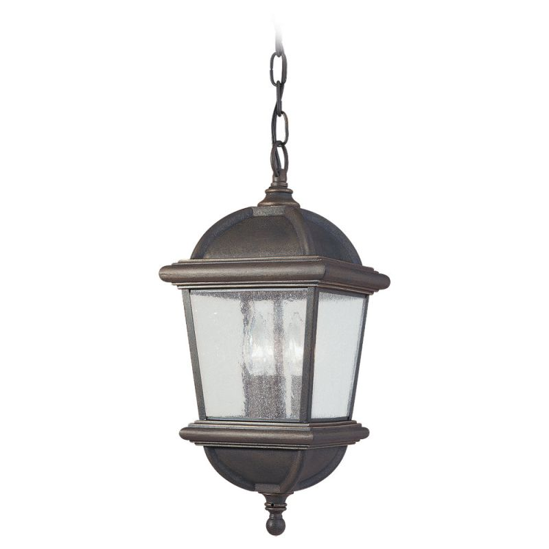 Sea Gull Lighting 6043 85 Gold Patina Charleston 3 Light