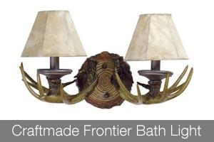 Craftmade Frontier Bath Light