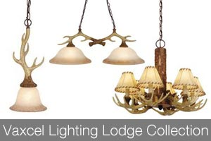 Vaxcel Lighting Lodge Collection