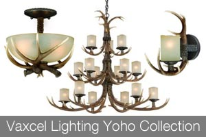 Vaxcel Lighting Yoho Collection
